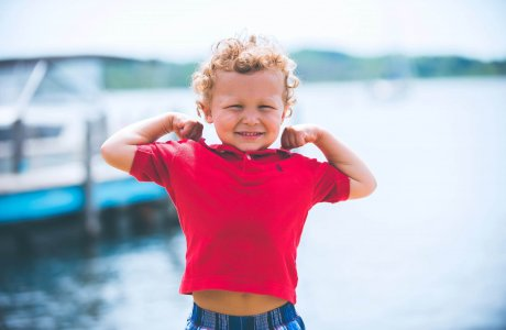 איך אני מלמדת את ילדיי הקטנים לדחות סיפוקים?